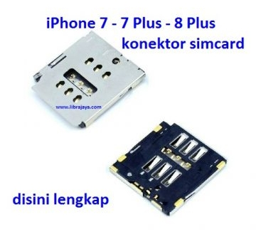 Jual Konektor sim card iPhone 7