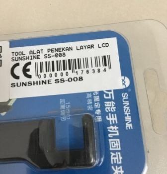 ALAT PENEKAN LAYAR LCD SUNSHINE SS-008