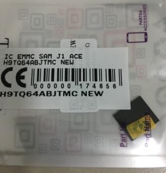 IC EMMC SAMSUNG J1 ACE H9TQ64ABJTMC