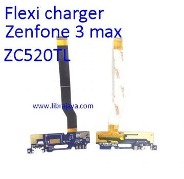 Flexible Charger Asus Zenfone 3 Max ZC520TL