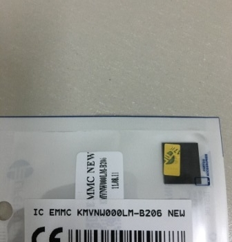 IC EMMC KMVNW000LM-B206