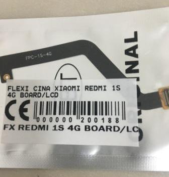 FLEXIBEL XIAOMI REDMI 1S 4G BOARD LCD
