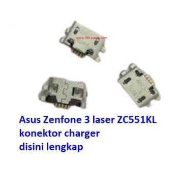 Jual Konektor charger Zenfone 3 laser