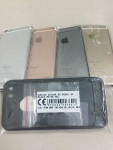 Casing Iphone 5G Model Iphone 6S