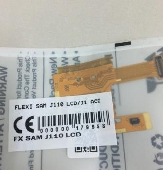 Flexibel Samsung J110 Lcd-J1 Ace