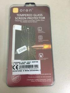 Tempered Glass Asus Zenfone 4 Max Zc554Kl