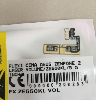 Flexibel Asus Zenfone 2 Laser Volume Ze550Kl 5.5 Inch