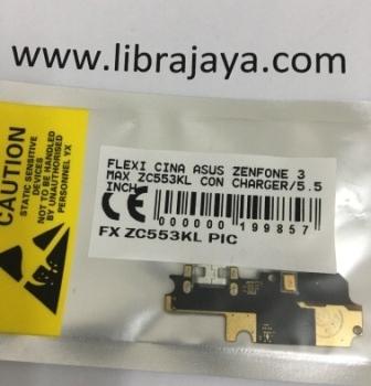 Flexibel Asus Zenfone 3 Max Zc553Kl Konektor Charger