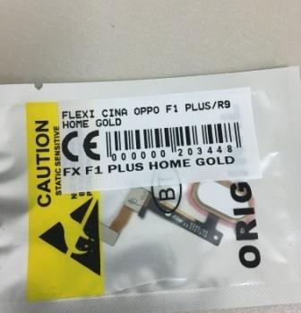 Flexibel Oppo F1 Plus-Oppo R9 Home Gold
