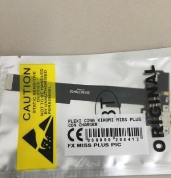 Flexibel Xiaomi Mi5S Plus Konektor Charger