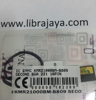 IC EMMC KMR21000BM-B809 SECOND BGA 221 16PIN
