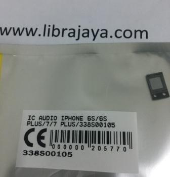 Ic Audio Iphone 6S-6S Plus-Iphone 7-Iphone 7 Plus 338S00105