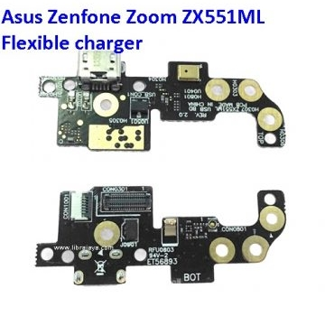 Jual Flexible Charger Asus Zenfone Zoom ZX551ML