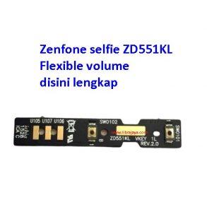 flexible-volume-asus-zenfone-selfie-zd551kl