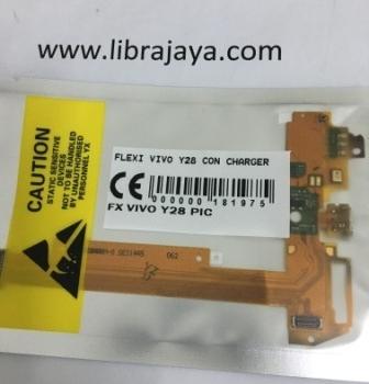 Jual Flexible Vivo Y28 con charger