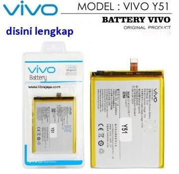 Jual Baterai Vivo Y51