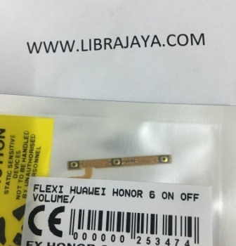 Flexi Huawei Honor 6 On Off Volume