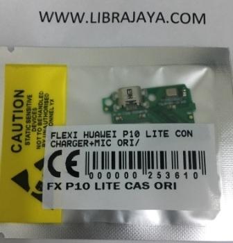 Flexi Huawei P10 Lite Con Charger+Mic Ori
