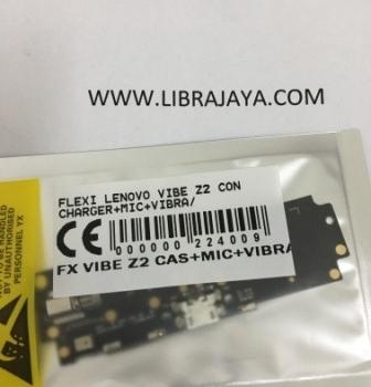 Flexibel Lenovo Vibe Z2 Konektor Charger