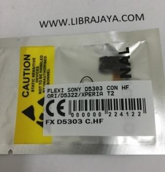 Flexibel Sony D5303 Konektor hf