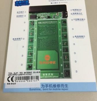 Alat Tes Baterai Ss-910 Samsung-Oppo-Lenovo-Vivo