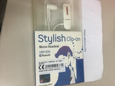 Bluetooth Samsung Hm-1500 White