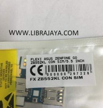 Flexibel Asus Zenfone Go Zb552Kl Con Sim-5.5 Inch
