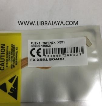 Flexibel Infinix X551 Board-X552