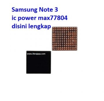 Jual Ic Power Samsung Note 3 MAX77804