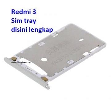 Jual Sim tray Xiaomi Redmi 3
