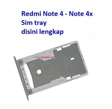 Jual Sim tray Redmi Note 4