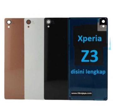 Jual Tutup Baterai Xperia Z3