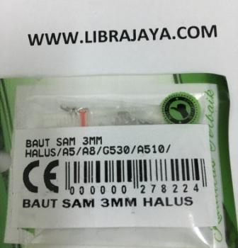 Baut Samsung 3Mm Halus A5-A8-G530-A510