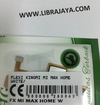Flexibel Xiaomi Mi Max Home White