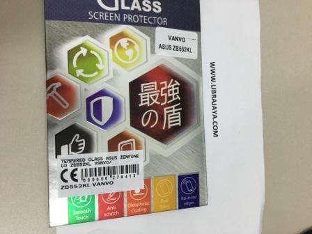 Tempered Glass Asus Zenfone Go Zb552Kl