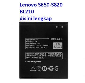 Jual Baterai Lenovo S650