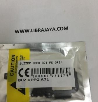 Buzzer Oppo A71