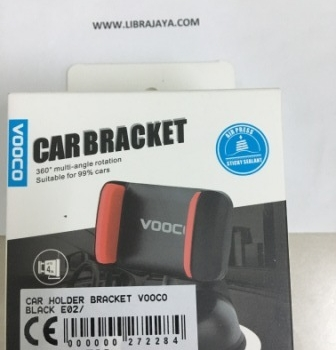 Car Holder Bracket Vooco Black E02