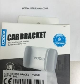 Car Holder Bracket Vooco White E02