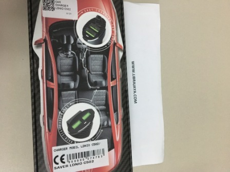 Charger Mobil Ldnio C502