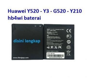 Jual Baterai Huawei Y520