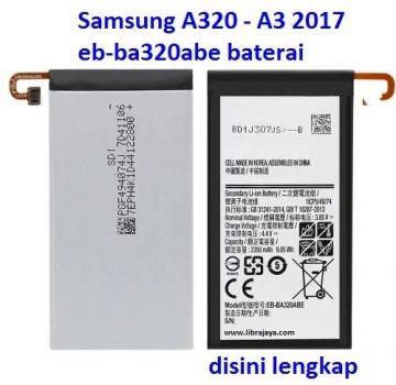 Jual Baterai Samsung A3 2017