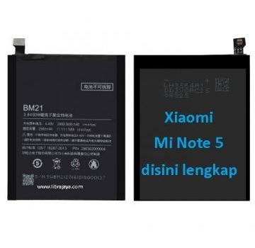 Jual Baterai Xiaomi Mi Note 5