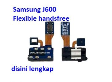 Jual Flexible handsfree Samsung J600