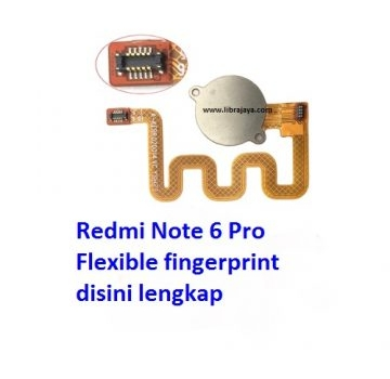 Jual Flexible fingerprint Redmi Note 6 Pro