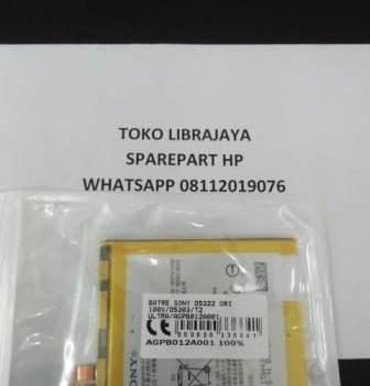 Batre Sony D5322-D5303-T2 Ultra-Agpb012A001