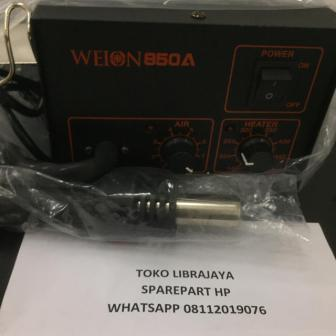 BLOWER 850A ANALOG WEION