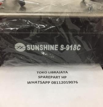 MESIN PEMISAH TOUCHSCREEN SUNSHINE S-918C CLAMP