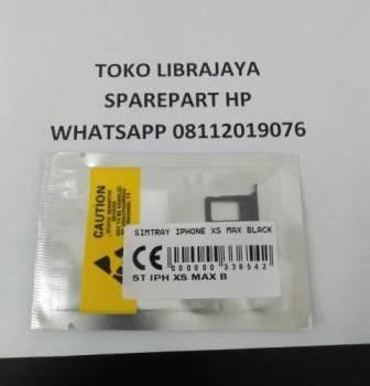 SIMTRAY IPHONE XS MAX BLACK-RUMAH SIMCARD
