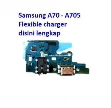 Jual Flexible charger Samsung A705